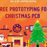 PCBWay Nov & Dec 2018 PCB Shopping Festival