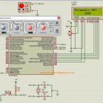 Compteur de fréquence numérique avec un écran LCD utilisant un microcontrôleur PIC – mikroC
