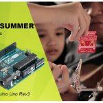 Souder Un Kit Électronique Cet Été Avec Vos Enfants Pour Gagner Un Arduino Avec PCBway