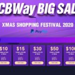 PCBWay Grande Festival d'Achats Noël 2020